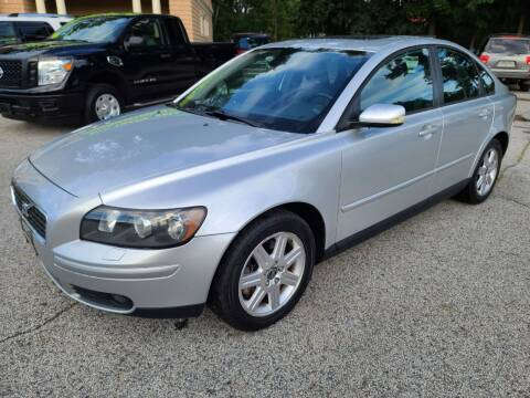 2005 Volvo S40 for sale at Car and Truck Exchange, Inc. in Rowley MA