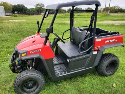 2020 HISUN SECTOR 250 for sale at JENTSCH MOTORS in Hearne TX