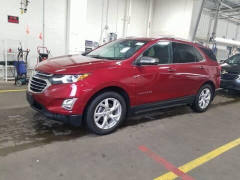 2018 Chevrolet Equinox for sale at Strosnider Chevrolet in Hopewell VA