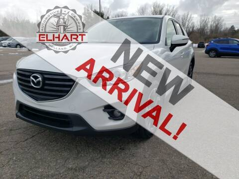 2016 Mazda CX-5 for sale at Elhart Automotive Campus in Holland MI