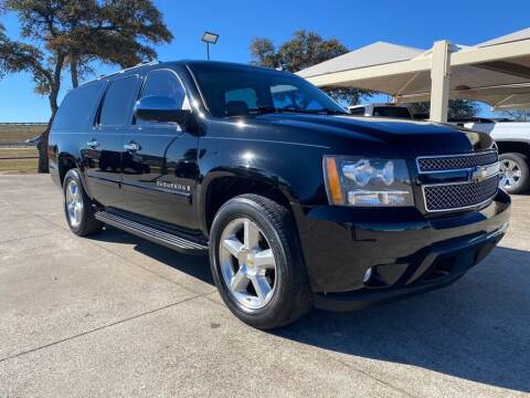 2008 Chevrolet Suburban for sale at Thornhill Motor Company in Hudson Oaks, TX