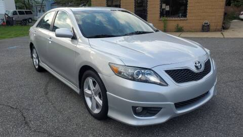 2011 Toyota Camry for sale at Citi Motors in Highland Park NJ