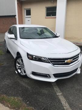 2019 Chevrolet Impala for sale at City to City Auto Sales in Richmond VA