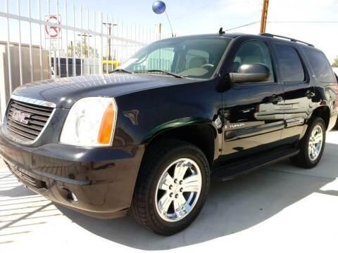2008 GMC Yukon for sale at Hugo Motors INC in El Paso TX