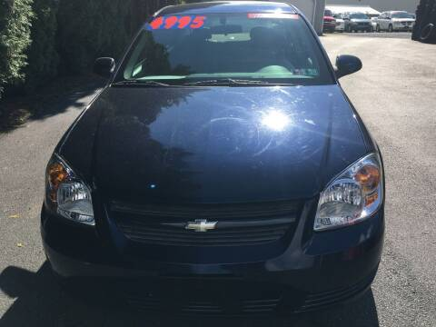 2009 Chevrolet Cobalt for sale at BIRD'S AUTOMOTIVE & CUSTOMS in Ephrata PA