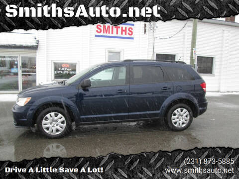 2018 Dodge Journey for sale at SmithsAuto.net in Hart MI