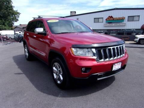2011 Jeep Grand Cherokee for sale at Dorman's Auto Center inc. in Pawtucket RI