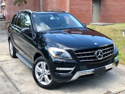 2015 Mercedes-Benz M-Class for sale at Unique Motors of Tampa in Tampa FL