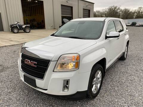 2012 GMC Terrain for sale at Alpha Automotive in Odenville AL