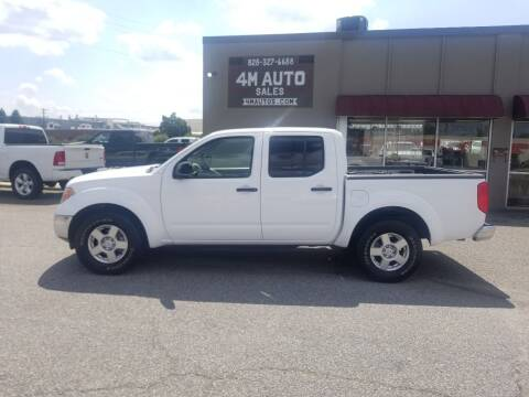 2007 Nissan Frontier for sale at 4M Auto Sales | 828-327-6688 | 4Mautos.com in Hickory NC
