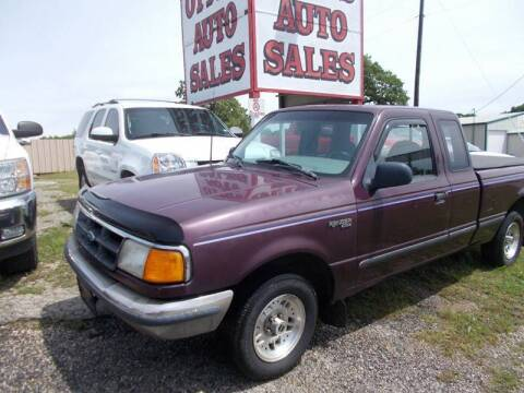1994 Ford Ranger for sale at OTTO'S AUTO SALES in Gainesville TX