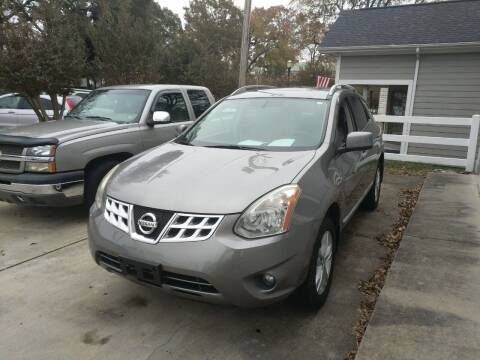 2013 Nissan Rogue for sale at ROBINSON AUTO BROKERS in Dallas NC
