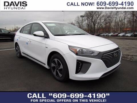 2019 Hyundai Ioniq Hybrid for sale at Davis Hyundai in Ewing NJ