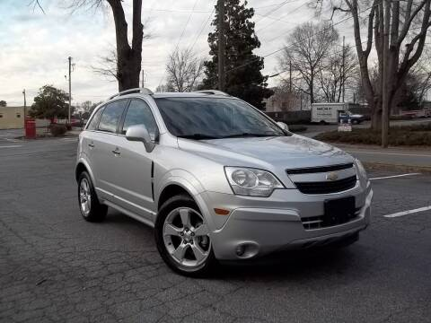 2014 Chevrolet Captiva Sport for sale at CORTEZ AUTO SALES INC in Marietta GA