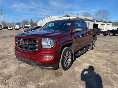 2017 GMC Sierra 1500 for sale at AutoMile Motors in Saco ME
