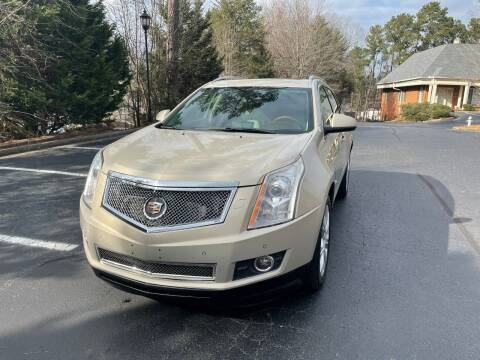 2011 Cadillac SRX for sale at SMT Motors in Roswell GA