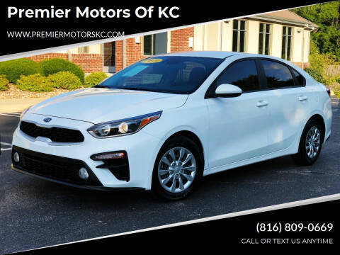 2019 Kia Forte for sale at Premier Motors of KC in Kansas City MO