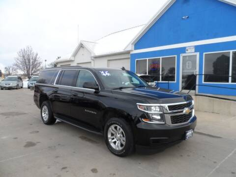 2016 Chevrolet Suburban for sale at America Auto Inc in South Sioux City NE