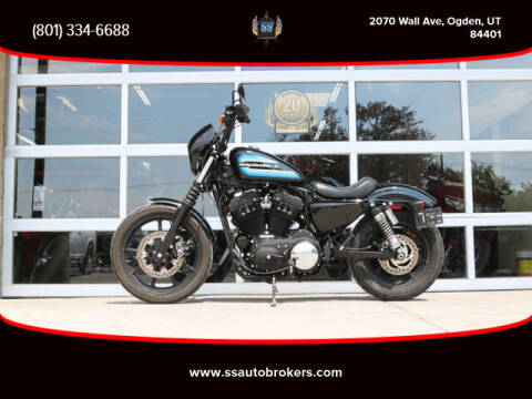 2019 Harley-Davidson XL1200NS Sportster Iron 1200 for sale at S S Auto Brokers in Ogden UT