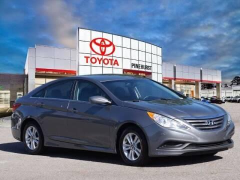 2014 Hyundai Sonata for sale at PHIL SMITH AUTOMOTIVE GROUP - Pinehurst Toyota Hyundai in Southern Pines NC