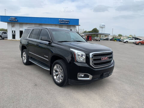 2015 GMC Yukon for sale at BULL MOTOR COMPANY in Wynne AR