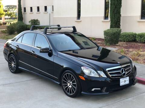 2011 Mercedes-Benz E-Class for sale at Auto King in Roseville CA