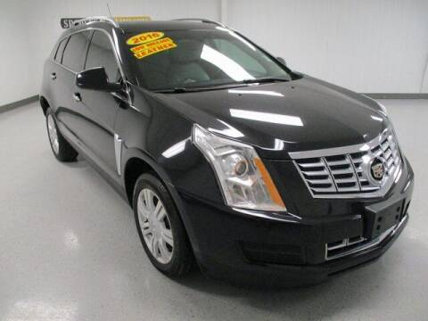 2016 Cadillac SRX for sale at Sports & Luxury Auto in Blue Springs MO