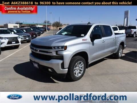 2019 Chevrolet Silverado 1500 for sale at South Plains Autoplex by RANDY BUCHANAN in Lubbock TX