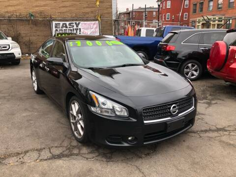 2011 Nissan Maxima for sale at James Motor Cars in Hartford CT