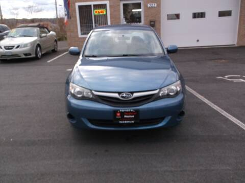 2010 Subaru Impreza for sale at Sharp Auto Center in Worcester MA