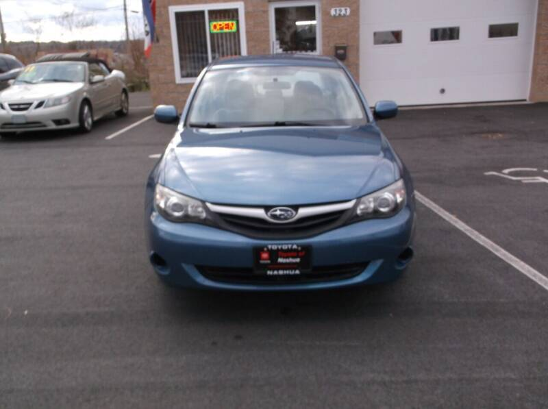 2010 Subaru Impreza for sale at sharp auto center in Worcester MA