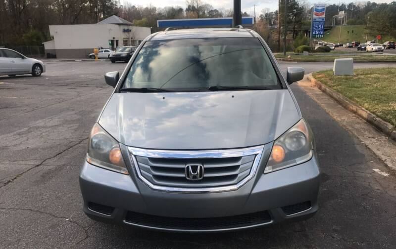 2008 Honda Odyssey for sale at BRAVA AUTO BROKERS LLC in Clarkston GA