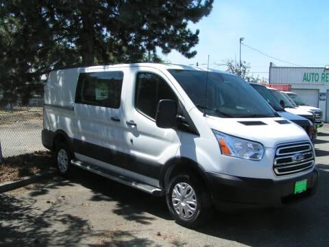 2019 Ford Transit Cargo for sale at Common Sense Motors in Spokane WA