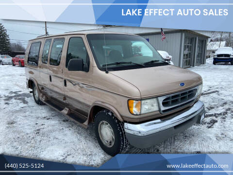 1997 Ford E-Series Cargo for sale at Lake Effect Auto Sales in Chardon OH