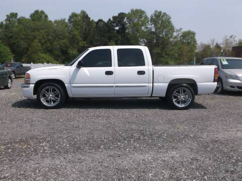 2006 GMC Sierra 1500 for sale at Car Check Auto Sales in Conway SC