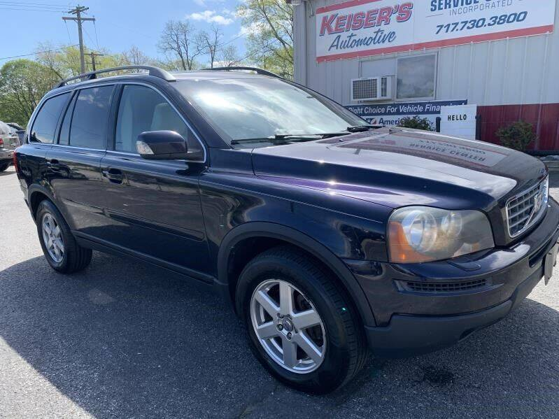2007 Volvo XC90 for sale at Keisers Automotive in Camp Hill PA