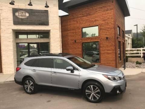 2018 Subaru Outback for sale at Hamilton Motors in Lehi UT