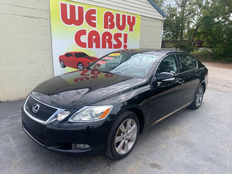 2010 Lexus GS 350 for sale at Right Price Auto Sales in Murfreesboro TN