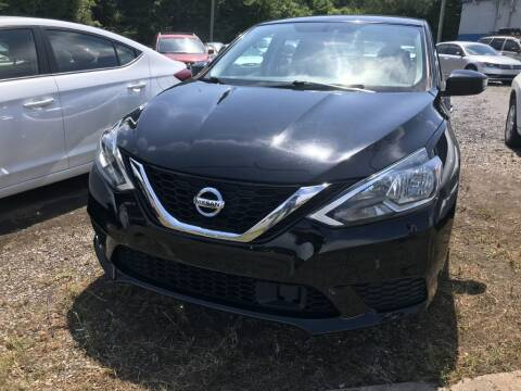 2018 Nissan Sentra for sale at USA 1 of Dalton in Dalton GA