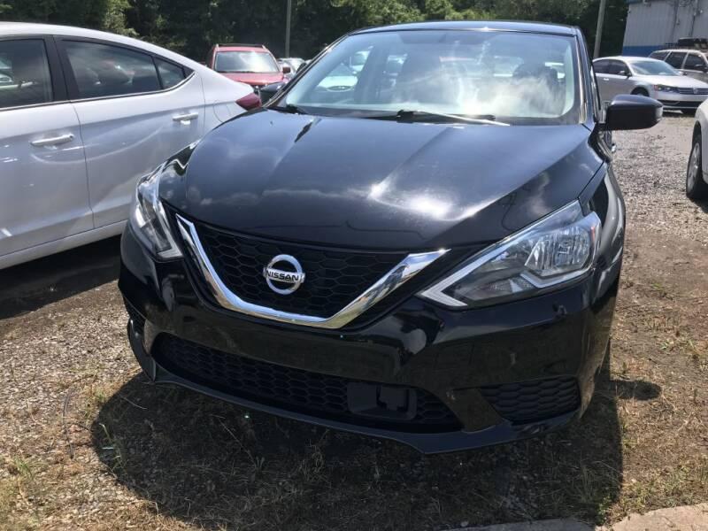 2018 Nissan Sentra for sale at USA 1 of Dalton in Dalton GA