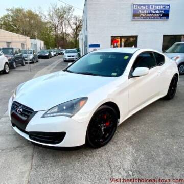 2011 Hyundai Genesis Coupe for sale at Best Choice Auto Sales in Virginia Beach VA