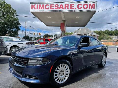 2016 Dodge Charger for sale at KIM CESARE AUTO SALES in Pen Argyl PA