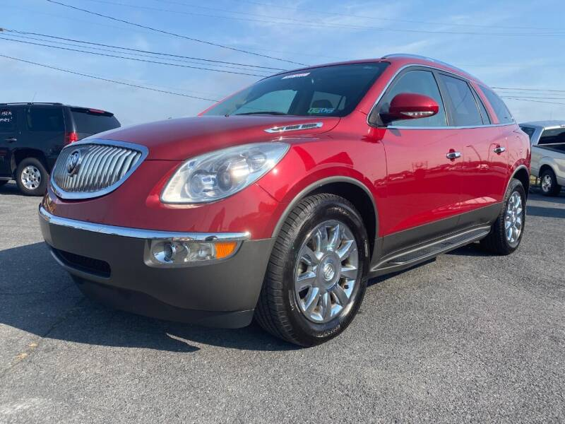 2012 Buick Enclave for sale at Clear Choice Auto Sales in Mechanicsburg PA