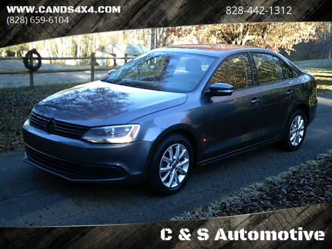 2011 Volkswagen Jetta for sale at C & S Automotive in Nebo NC