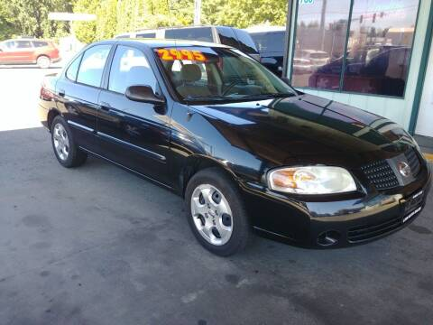 2006 Nissan Sentra for sale at Low Auto Sales in Sedro Woolley WA