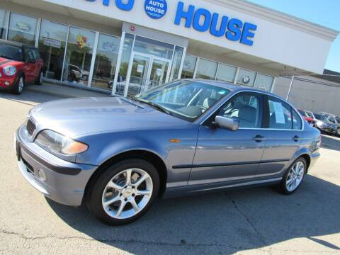 2004 BMW 3 Series for sale at Auto House Motors in Downers Grove IL