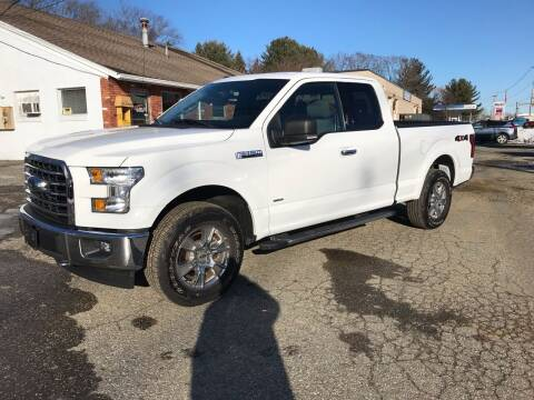 2017 Ford F-150 for sale at J.W.P. Sales in Worcester MA
