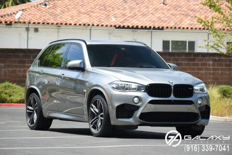 2016 BMW X5 M for sale at Galaxy Autosport in Sacramento CA