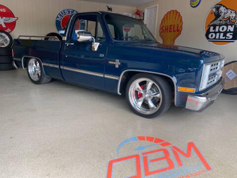 1987 Chevrolet R/V 10 Series for sale at Orange Bear Motors in Landrum SC