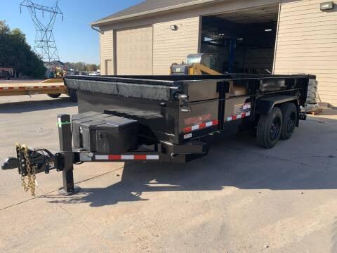 2022 Midsota HV016 17.6k Dump Box #0413 for sale at Prairie Wind Trailers, LLC in Harrisburg SD